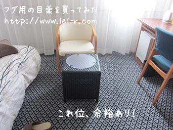 金沢マンテンホテル駅前の部屋口コミ