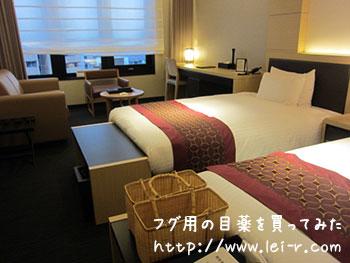 金沢彩の庭ホテルの部屋