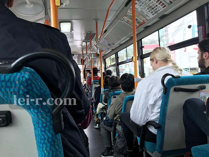 伊豆シャボテン公園アクセス バス